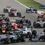 Horarios Fórmula 1