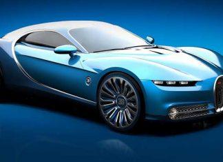 Bugatti GT vision Type 6