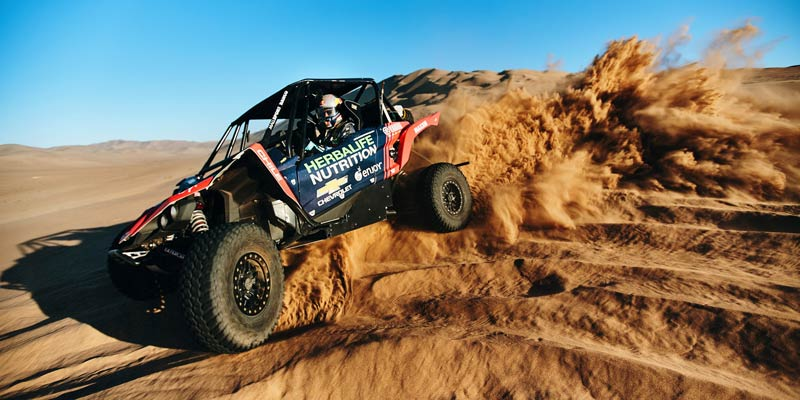 Dakar 2019, buggies