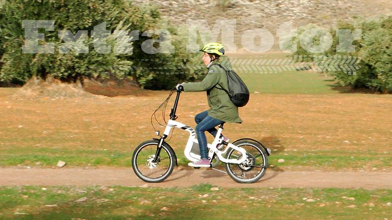 Patinete eléctrico vs. bici eléctrica, bicicleta dinámica