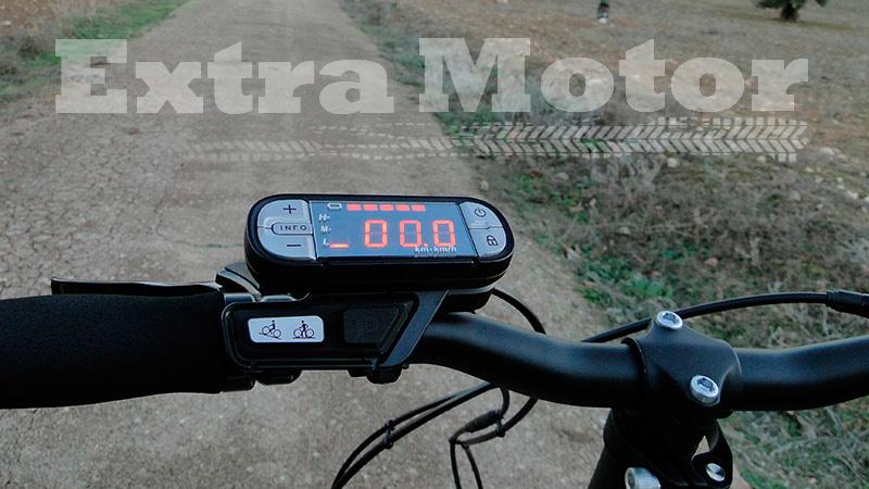 Patinete eléctrico vs. bici eléctrica, reloj bicicleta
