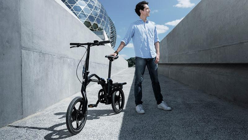 Premio diseño Peugeot, bicicleta