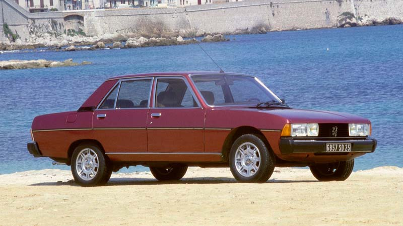 Peugeot en Retromobile