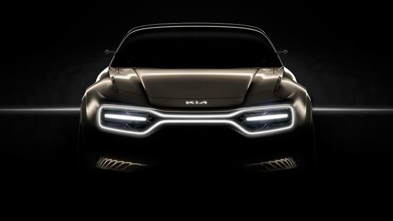 Concep car Kia en Ginebra, teaser