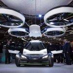 Airbus Pop.up, el primer coche híbrido volador