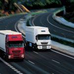 ¿Qué hacer durante los adelantamientos entre camiones?