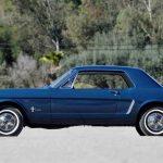 Mustang de techo duro, una joya que se vende por unos 500.000€