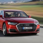 Audi A8, el coche más avanzado tecnológicamente