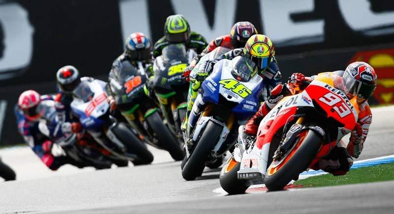 Campeonato Moto GP, un paseo por su historia