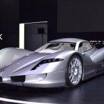 El coche eléctrico más rápido del mundo: Aspark OWL