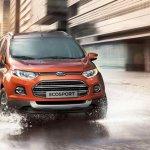 Ford Ecosport: comienza su producción europea