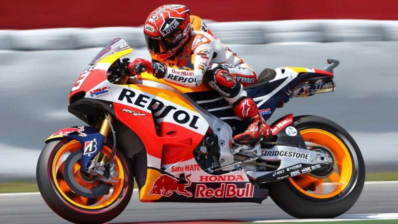 campeón del mundo de Moto GP
