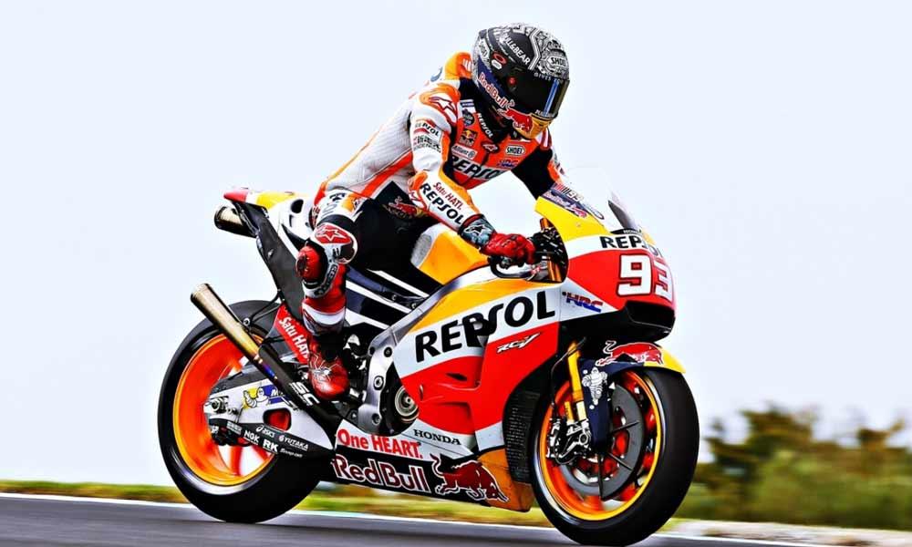 Marc Márquez: campeón del mundo de Moto GP por sexta vez