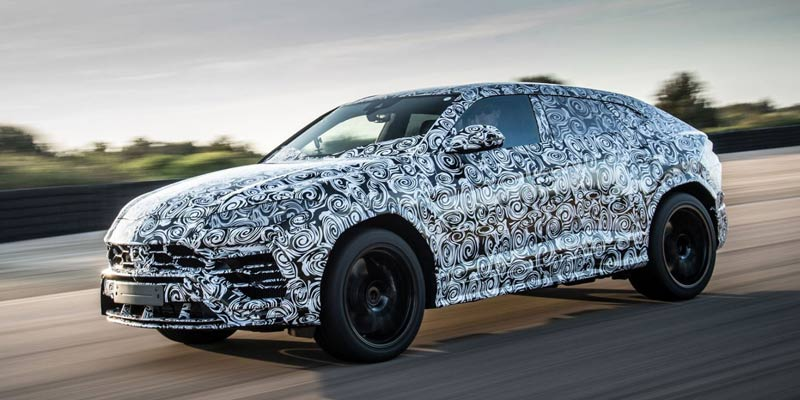 Lamborghini Urus, el SUV que revoluciona el mercado