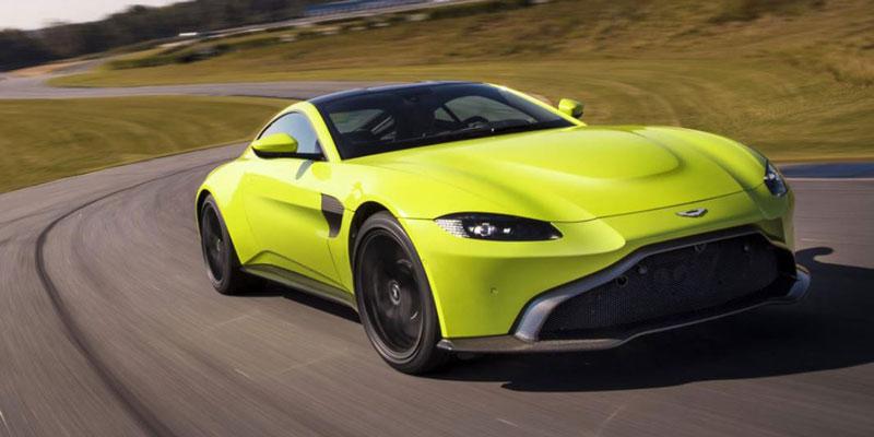 Nuevo Aston Martin Vantage, una nueva etapa