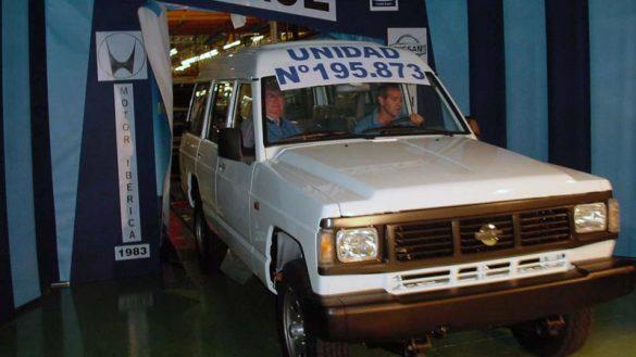 El Nissan Patrol cumple 35 años