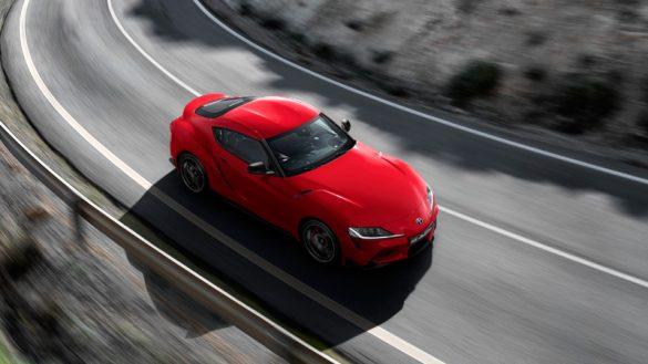 Toyota Supra 2019, dinámica