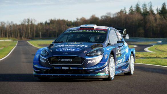 WRC 2019, M-Sport Ford